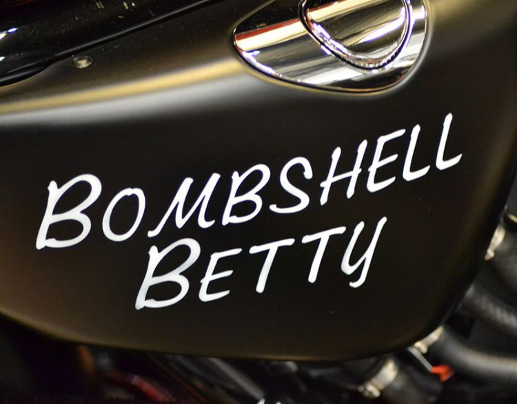 Bombshell Betty Tank