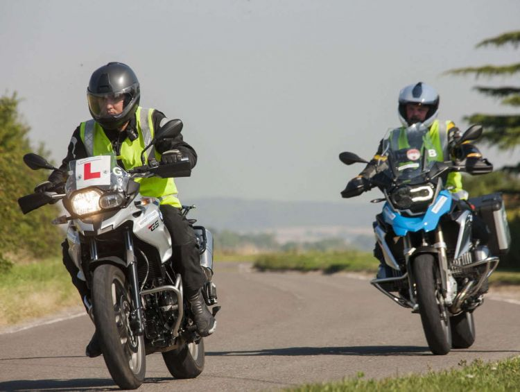BMW Riding Training South