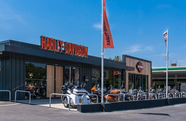 Reading Harley-Davidson